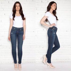 Second Yoga Jeans Philadelphia High Rise